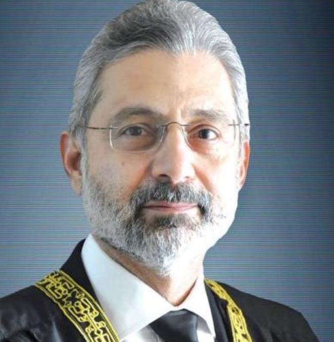 جسٹس قاضی فائز عیسیٰ کا تعلق بلوچستان سے ہے